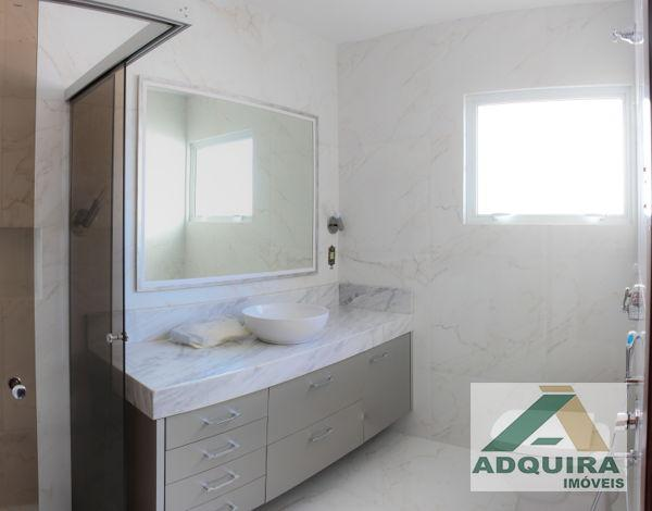 Casa com 4 quartos - Bairro Estrela em Ponta Grossa - Foto 15