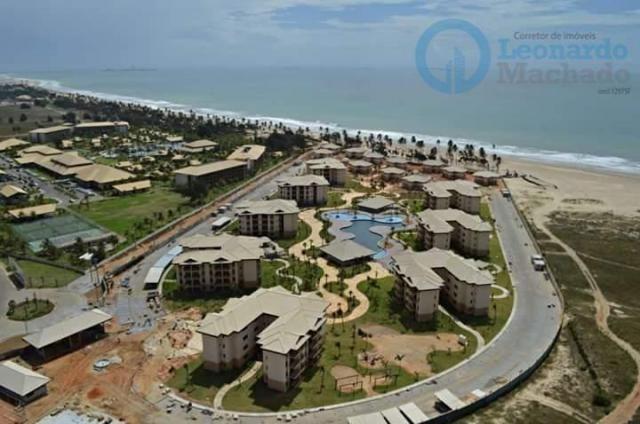 Apartamento residencial à venda, Cumbuco, Caucaia. - Foto 2