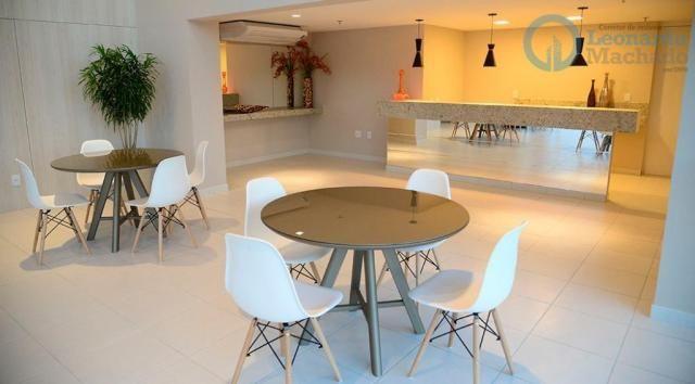 Apartamento residencial à venda, Papicu, Fortaleza. - Foto 19