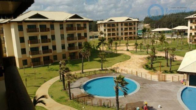 Apartamento residencial à venda, Cumbuco, Caucaia. - Foto 3