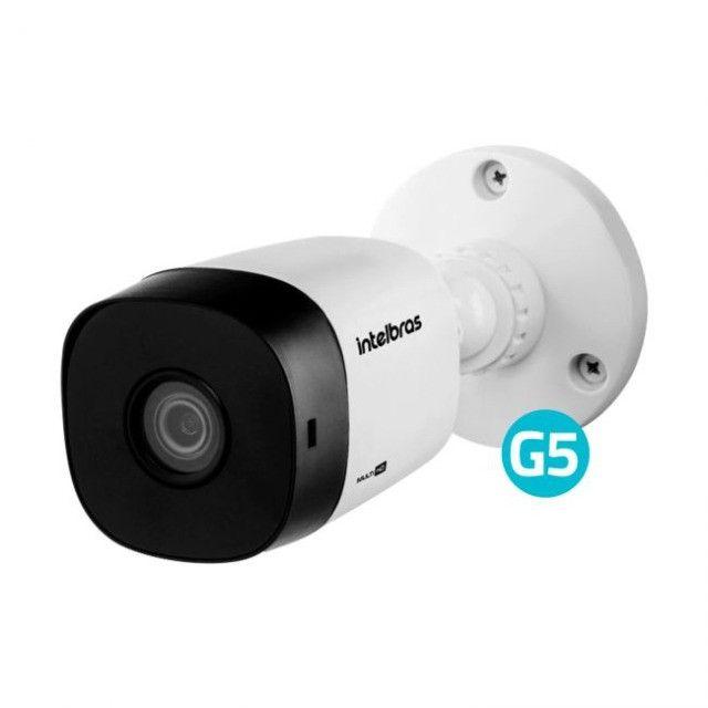 Camera bullet 1220 d hdcvi Intelbras 3.6 mm 20 metros