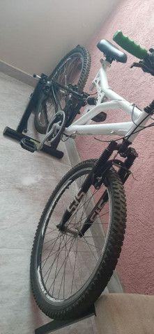 Bicicleta Mormaii (pneus novos) - Foto 5