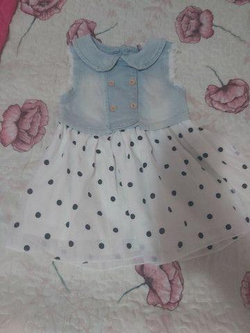 Vendo lindos vestidos infantil - Foto 2