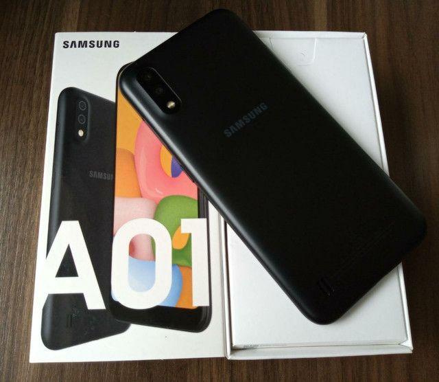 Vendo Samsung A01 novo