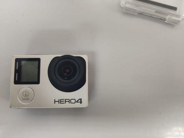 GoPro Hero 4 Silver - Com LCD - Foto 2