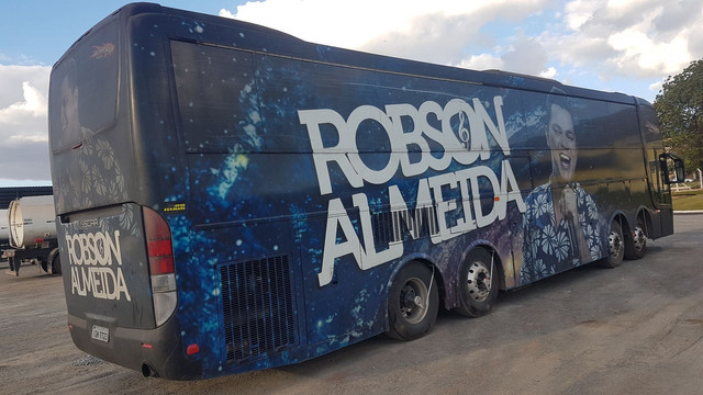 Ônibus montado  - Foto 3