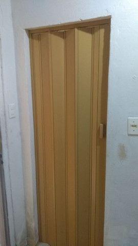 Porta sanfonadas(Sem instalação) c/opção de cor e tamanho. Promoção! - Foto 6