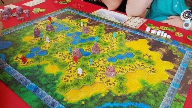 Board Game Cuzco Conclave - Foto 3