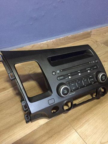 Rádio Original Honda Civic - Foto 2