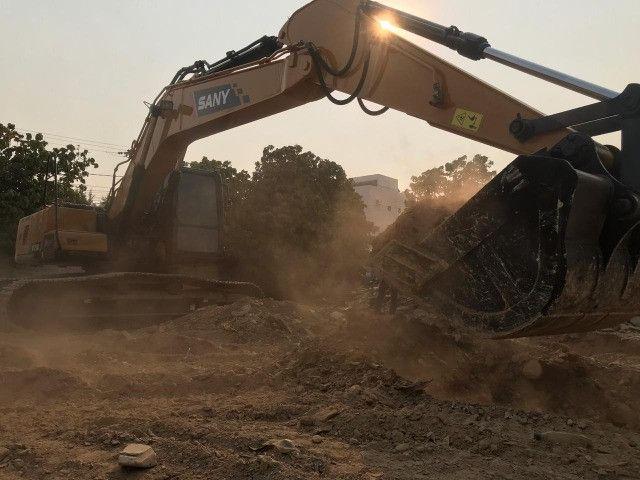 Escavadeira Sany SY215C usada - Foto 3