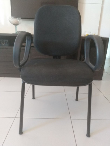 Cadeiras para escritório, curso e recepção - Foto 3