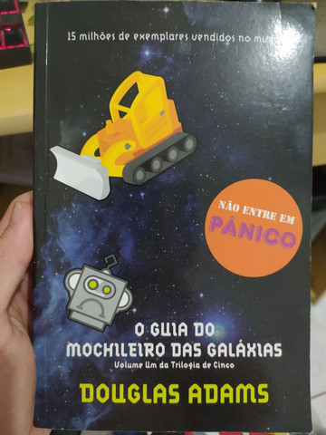 Box guia do mochileiro das galáxias - Foto 2