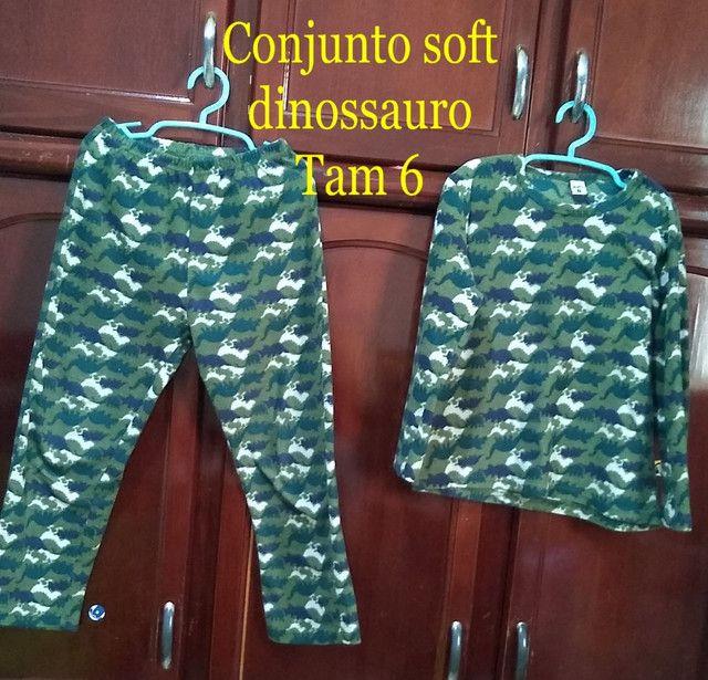 Vendo roupa infantil seminovos sou de Cianorte pr - Foto 5