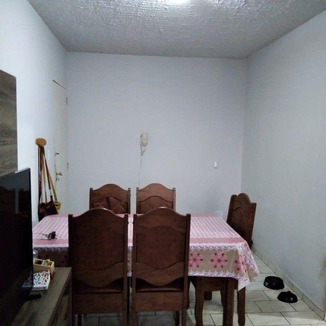 Lindo Apartamento Residencial Ouro Fino Coophamat com Sacada - Foto 15