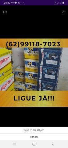 Bateria Moura Fácil de Todas As Amperagens, Ligue Agora! - Foto 4