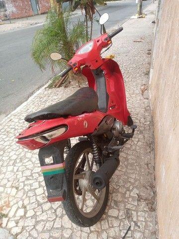Vendo suzuki Zig Dafra 50cc - Foto 4
