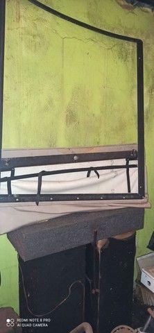 Mini teto para Kombi corujinha - Foto 2