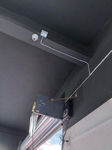 Segurança, câmeras, cercas, alarmes, motores - Foto 4