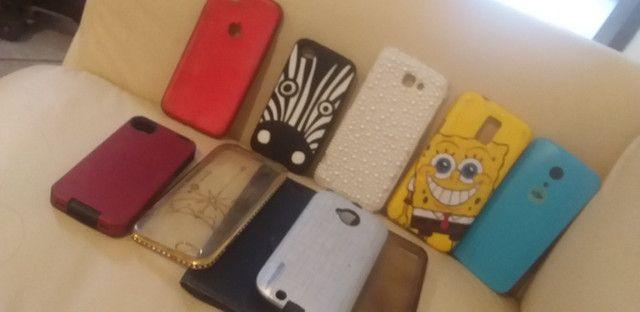 Capinhas de celular