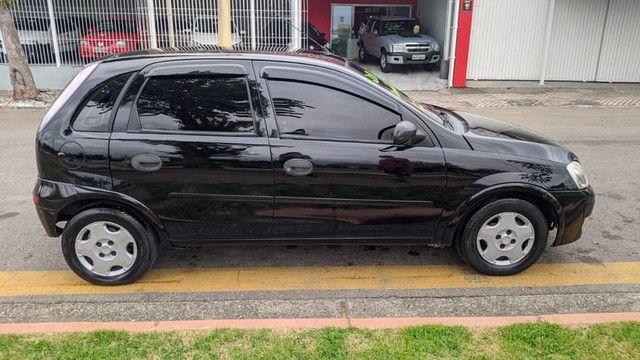 Chevrolet CORSA HATCH MAXX 1.4 8v(Econo.Flex) 4P  - Foto 8