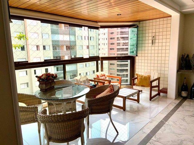 Apartamento para Venda em Belo Horizonte, Funcionários, 4 dormitórios, 3 suítes, 4 banheir - Foto 6