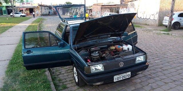 Parati CL, ano 95, Motor AP 1.6 - Foto 15