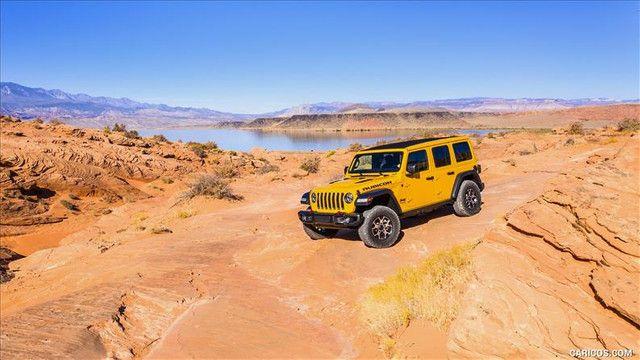 Jeep Wrangler 2.0 Turbo Rubicon 4x4 At8