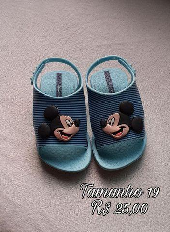 Desapego sapatos menino - Foto 5