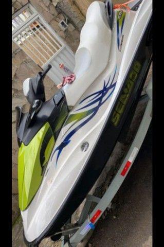 Vendo jet ski GTI 155 2009