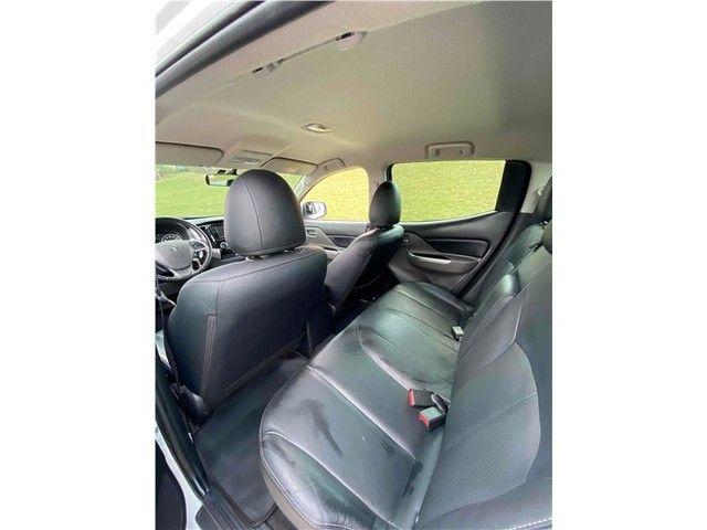 Mitsubishi L200 triton  2019 2.4 16v turbo diesel sport hpe-s cd 4p 4x4 automático - Foto 8
