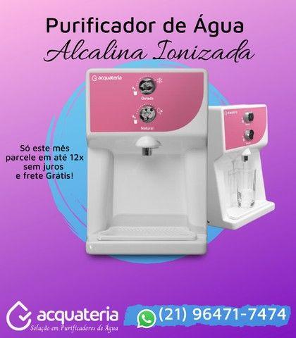 Purificador de Água Alcalina Ionizada - Foto 2