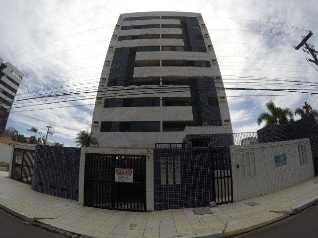 Edf. Estrela do Mar - 86 m² - 3 quartos (2 suítes) - Jatiuca - Foto 2