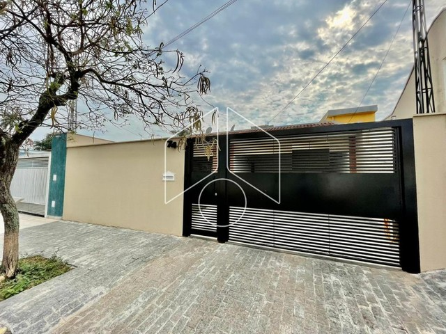 Casa para alugar com 3 dormitórios em Marilia, Marilia cod:L15716