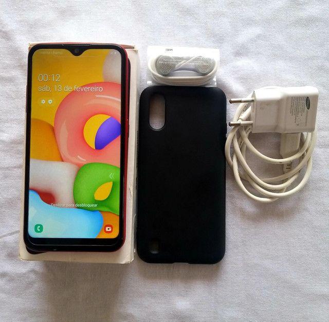 Samsung A01 - Foto 2