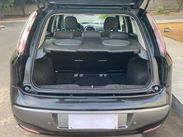 Fiat Punto 2013, motor 1.6, direção hidráulica, ar condicionado e mais!  - Foto 7