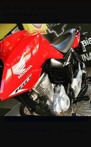 Honda CG Titan 160 Fan 20/20 - Foto 3