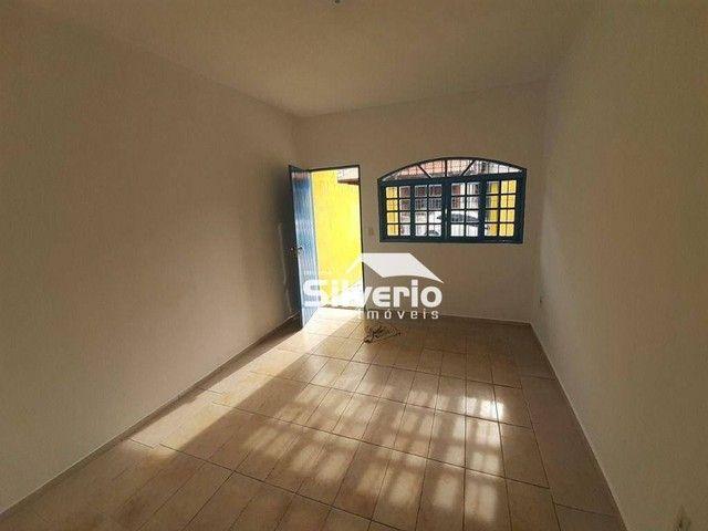 Casa para alugar, 80 m² por R$ 900,00/mês - Parque Interlagos - São José dos Campos/SP - Foto 2