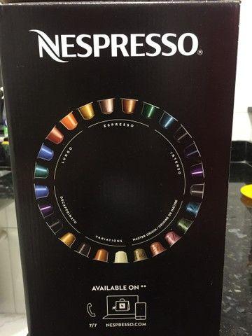 Cafeteira Nespresso Inissia Preta  - Foto 2