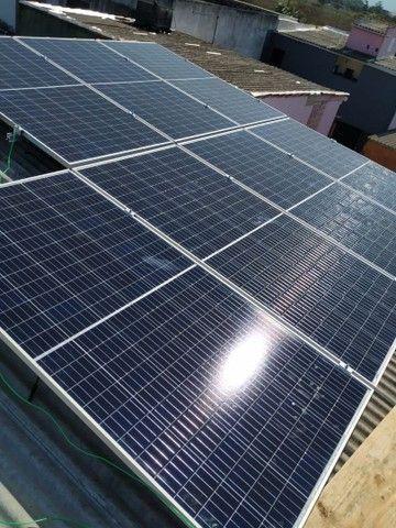 Sistema solar/ Energia renovável limpa. - Foto 6