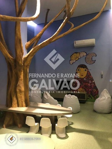 Apartamento para venda tem 114 metros quadrados com 3 quartos em Guaxuma - Maceió - AL - Foto 15