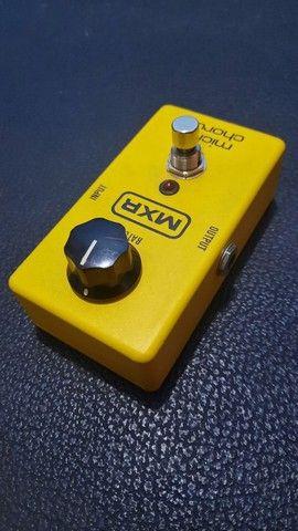 Pedal MXR Micro Chorus - Foto 2