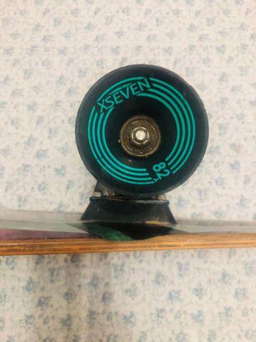 skate long usado  - Foto 4