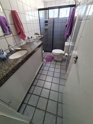 Vendo/Troco apartamento 4 quartos, 1 suíte + dependência com 132m2 em Boa Viagem  - Foto 11