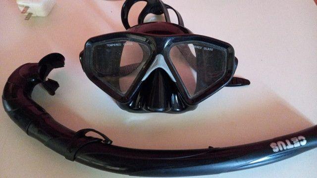 Óculos de mergulho  - Foto 2