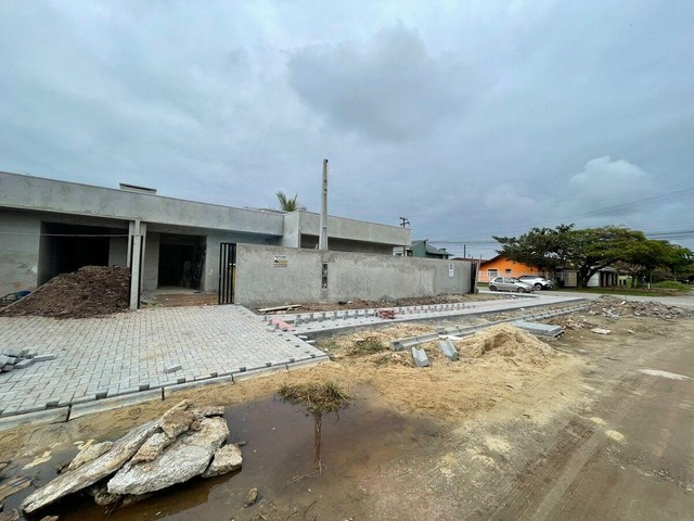 Casa para Venda em Guaratuba, Brejatuba, 2 dormitórios, 1 suíte, 2 banheiros, 1 vaga - Foto 8