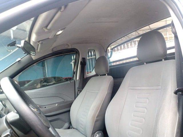 Chevrolet MONTANA 1.4 LS 8V FLEX 2P MANUAL  - Foto 6