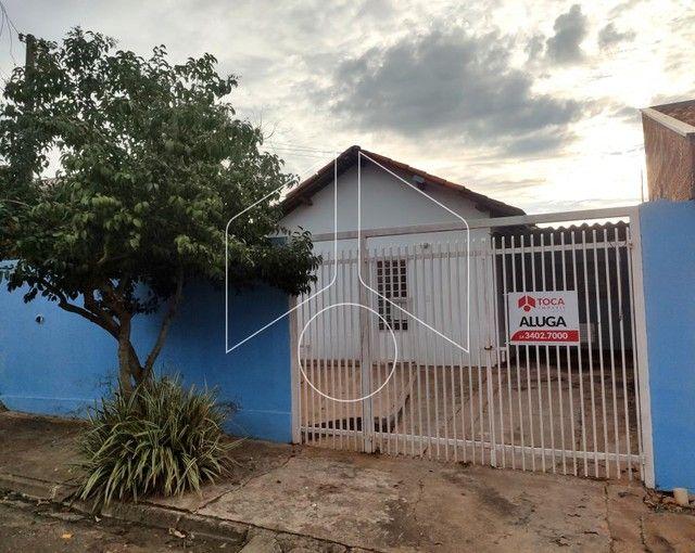 Casa para alugar com 2 dormitórios em Parque residencial julieta, Marilia cod:L5825
