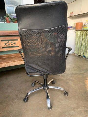Cadeira de escritório, cadeira presidente  - Foto 5