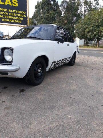 Chevette 78 envelopado - Foto 4