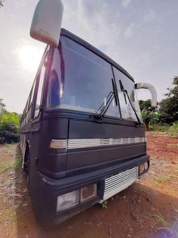 Ônibus em perfeito estado